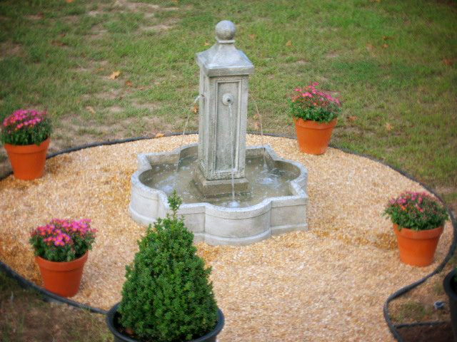 Perigeaux Winery Fountain