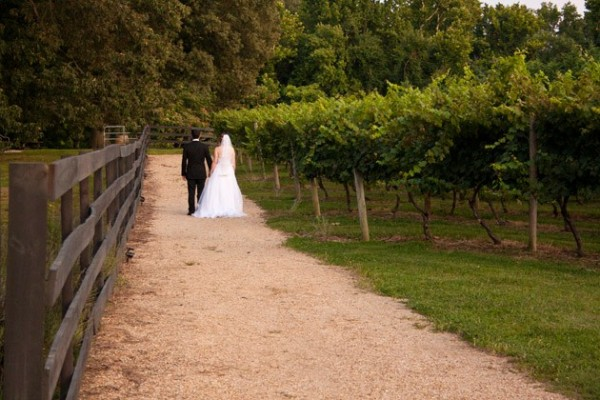 Perigeaux Wedding Photo