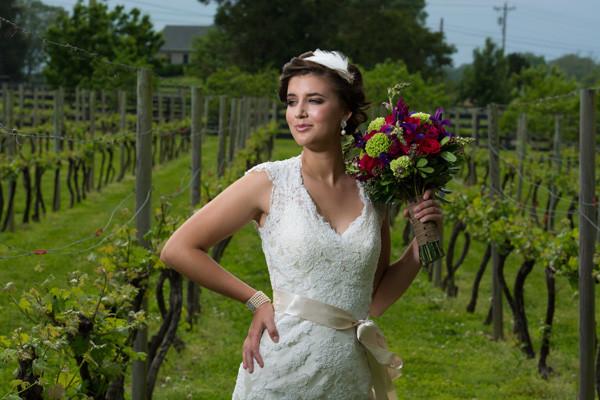 Perigeaux Wedding Photo 1