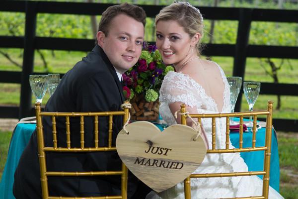 Perigeaux Wedding Photo 2