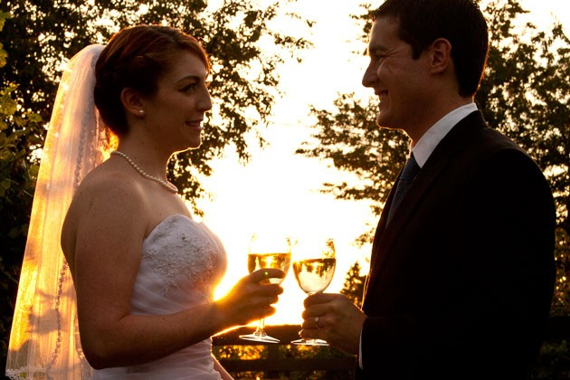 Perigeaux Wedding Photo 7