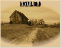 Mackall Road Wine Label