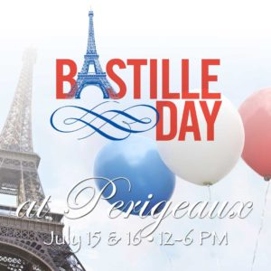 Bastille Day Perigeaux Celebration
