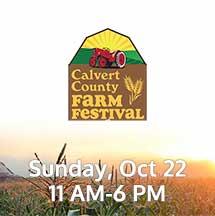 Calvert County, MD Farm Festival