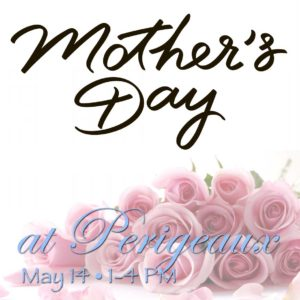 Mother's Day Tasting Event
