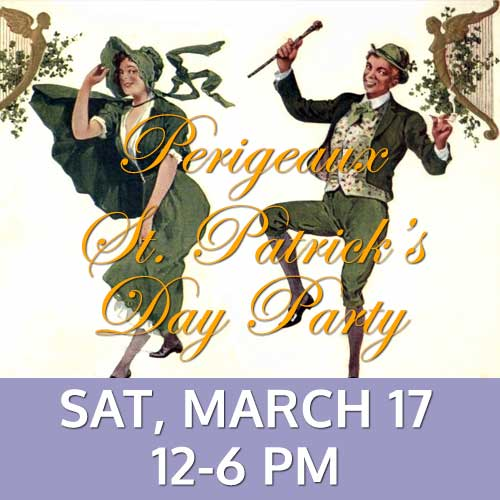 2018 Perigeaux St Patrick's Day Party