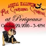 Perigeaux Halloween Pet Costume Contest Event