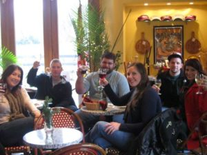 Perigeaux Tasting Room Party