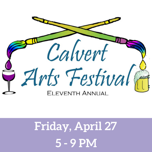 Calvert Arts Festival at All Saints Episcopal Church - Perigeaux Vineyards  and Winery